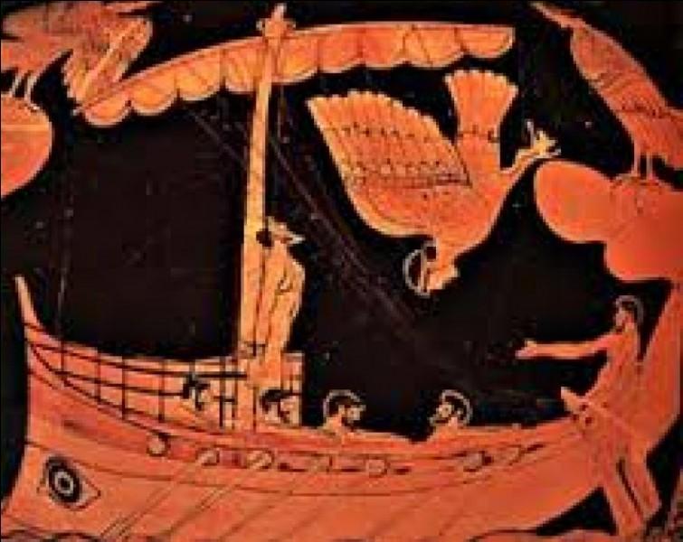 Qui est le héros de l'Odyssée d'Homère ?