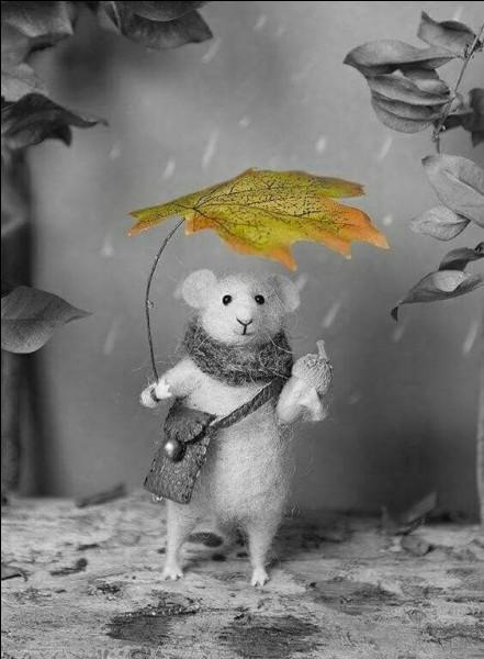 """""""à l'enterrement d'une feuille morte.... ils s'en vont dans le soir un très beau soir d'automne"""". De qui parlait Prévert dans son poème ?"""