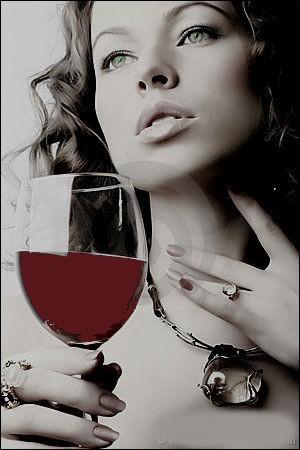 Quel vin est copieusement fêté en novembre ?