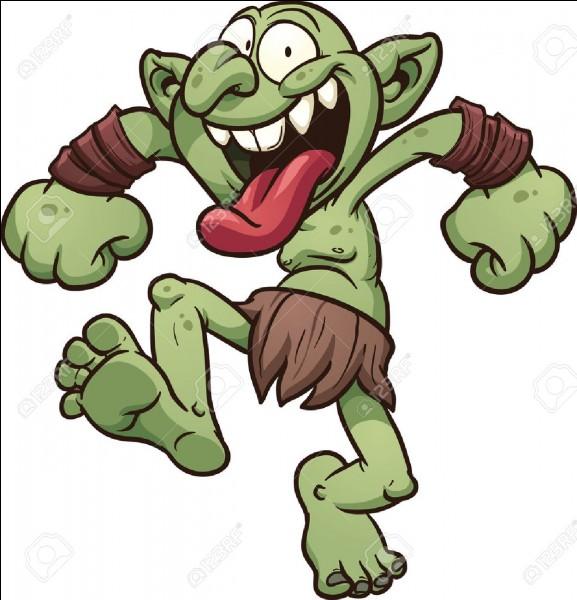 """Si votre pote vous parle d'un """"troll"""", à quoi fait-il référence ?"""