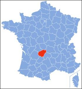 Cliquez sur la Corrèze.