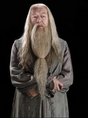 Quand est mort Albus Dumbledore ?