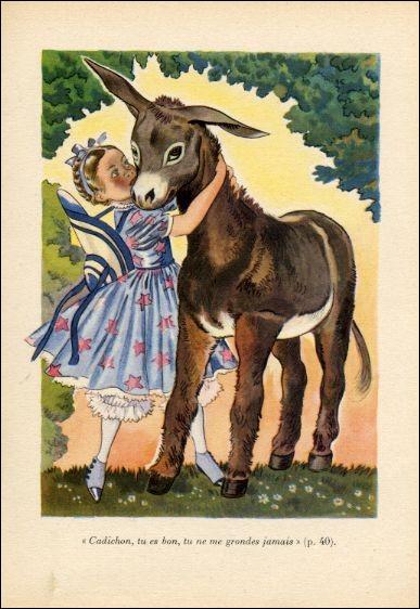 Qui a écrit le roman pour enfants ''Mémoires d'un âne'' ?