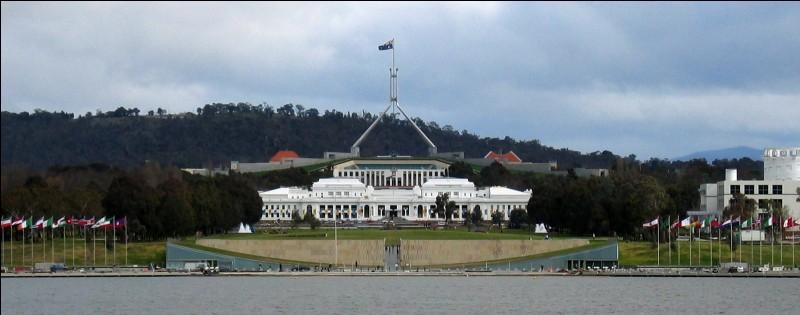 Quelle ville est la capitale de l'Australie ?