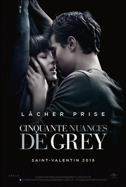 """Quel est le genre du film de Sam Taylor-Johnson """"Cinquante nuances de Grey"""" ?"""