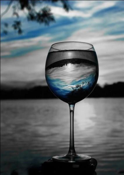 Afin de vous remercier d'avoir joué mon quiz, je vous paye un verre de vin gris ! Mais si vous en abusez...