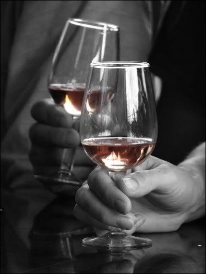 Quel est ce vin gris réputé ?