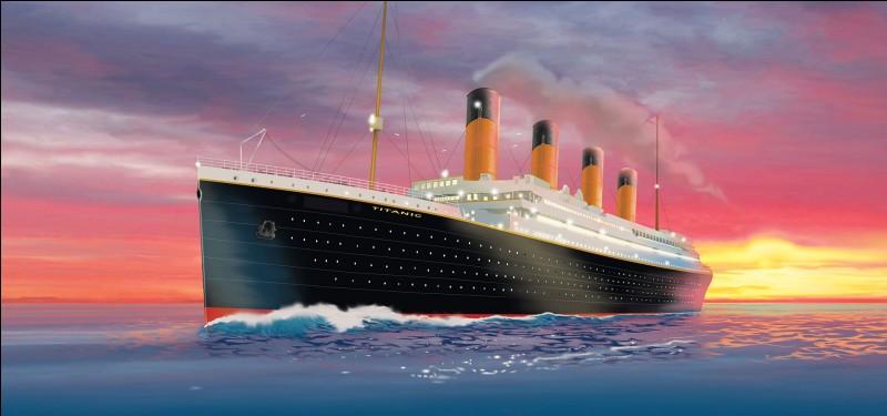 Quelle est la longueur du bateau le Titanic ?