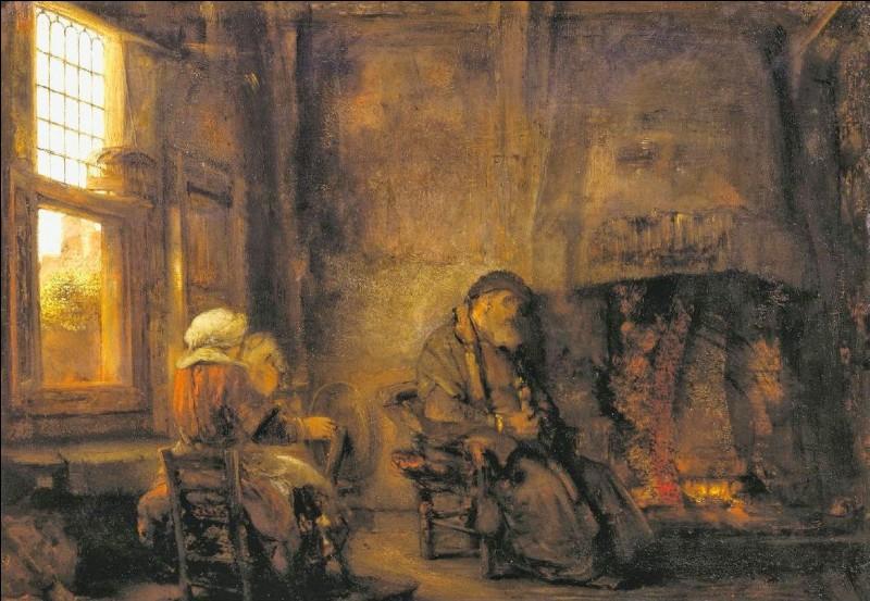 Quel était le prénom du peintre Rembrandt ?