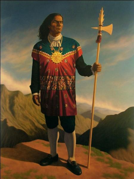 Dans quel pays Túpac Amaru II est-il né ?