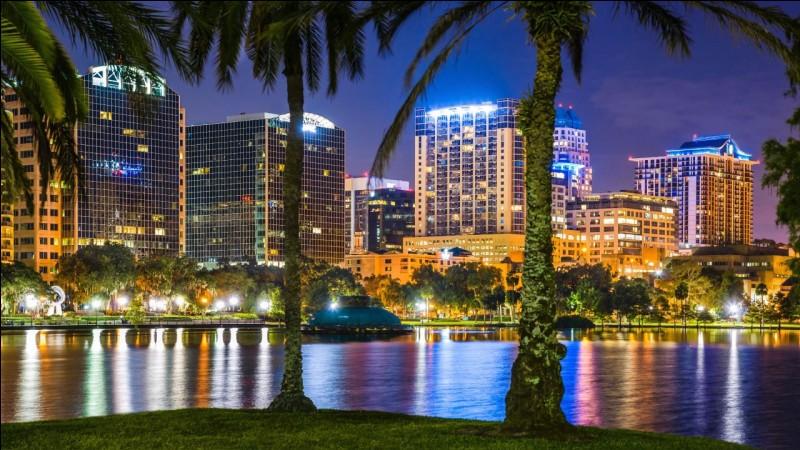 Pour quoi la ville d'Orlando est-elle reconnue ?