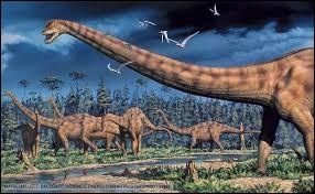 Quel dinosaure n'existe pas ?