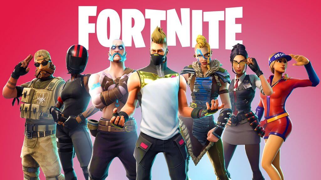 Skins Fortnite - saison 5