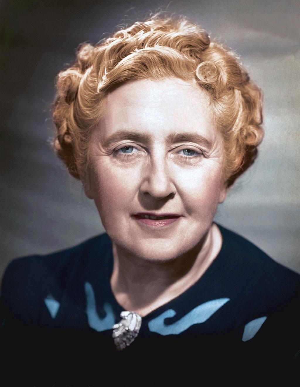 Les romans d'Agatha Christie. - (1)