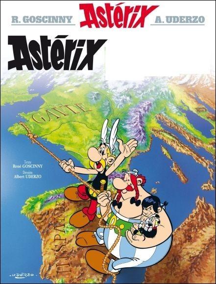 Et enfin, où est Astérix ?