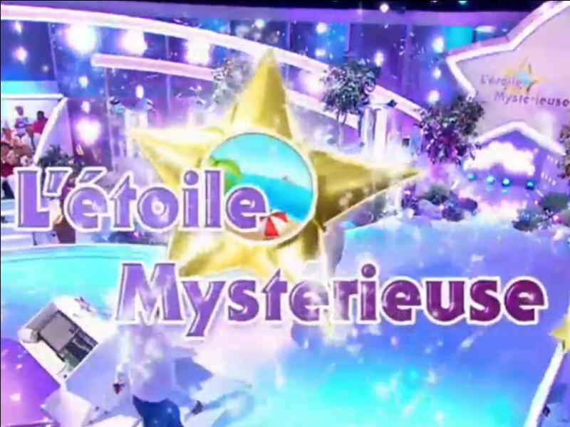 Que doit-on trouver dans l'étoile mystérieuse ?