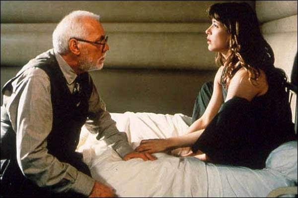 Lisa et Michel Serrault dans ce film ...