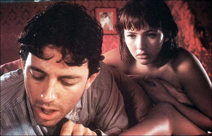 Elle est Mary dans le premier film qu'elle a tourné sous la direction d'Andrzel Zulawski...
