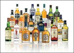 Quel alcool est indissociable du savarin ?