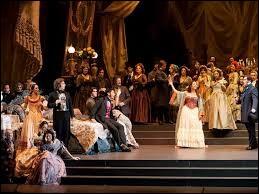 "Qui a composé l'opéra ""La Traviata"" au XIXe siècle ?"
