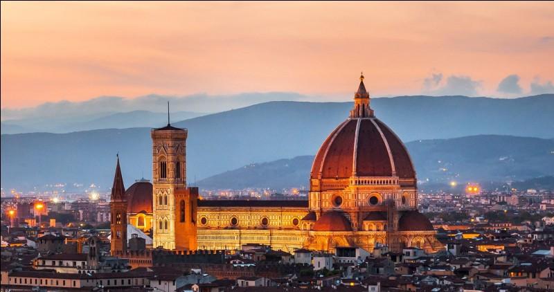 Que veut dire Florentine ?