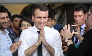 """Comment monsieur le président dit-il """"bonjour"""" à une indienne ?"""
