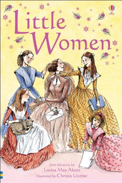 Dans le roman de Louisa May Alcott datant de 1868, combien de filles a le Dr March ?