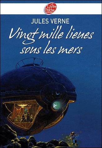 """Dans """"Vingt mille lieues sous les mers"""" de Jules Verne, comment s'appelle le capitaine ?"""