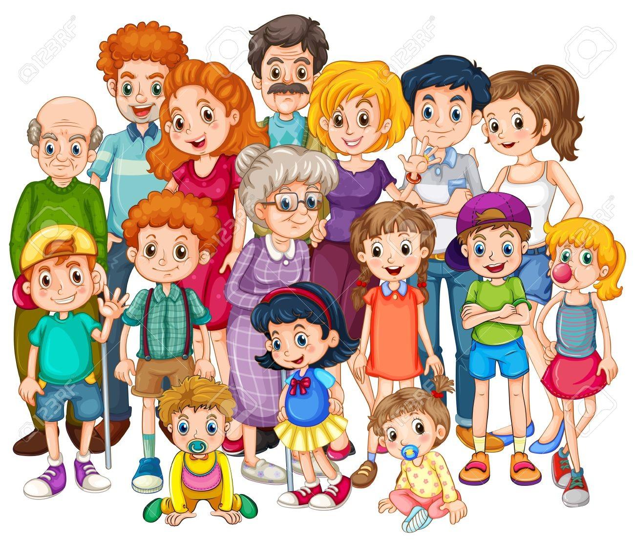 Toute la famille autour d'un quiz !