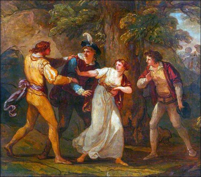 Vérone a inspiré une autre pièce de Shakespeare, qui n'est d'autre que...