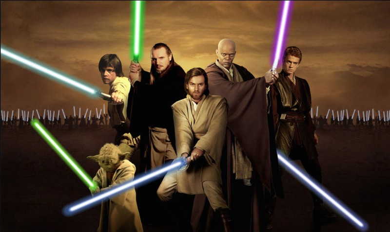 En tant que Jedi, tu souhaiterais...