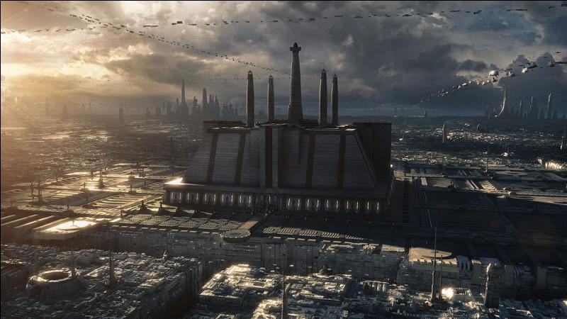 Pour toi l'Ordre des Jedi...