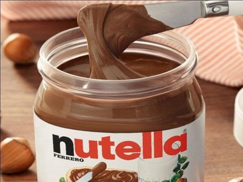 Nourriture : en Italie il est apparu un nouveau concept de job : testeur de Nutella.