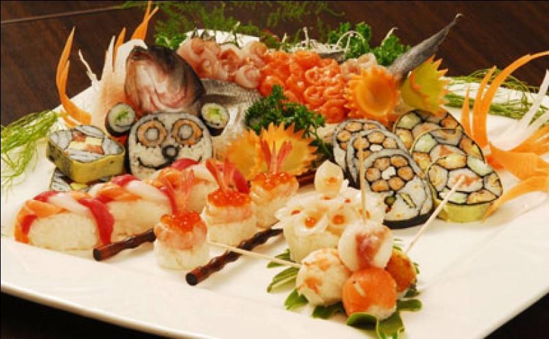 Nourriture : les Français préfèrent les plats asiatiques.