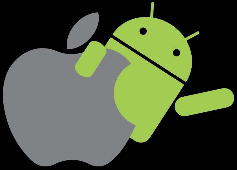 Technologie : les Français préfèrent les systèmes IOS au Android ?