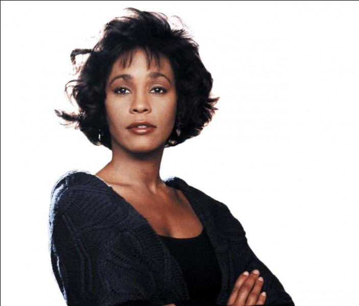 """Musique : la musique la plus populaire de Whitney Houston est """"I Will Always Love You """"."""
