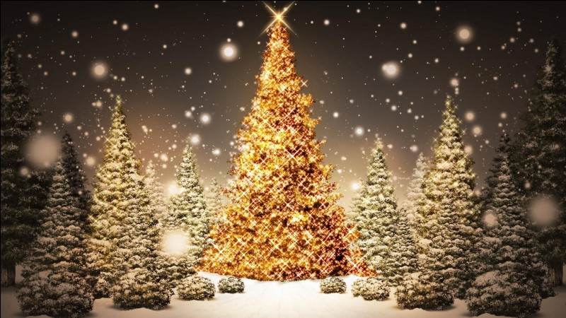 Noël est le 25 décembre.