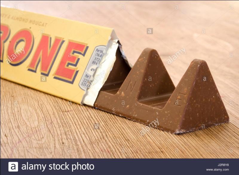 Le Toblerone est un chocolat français !