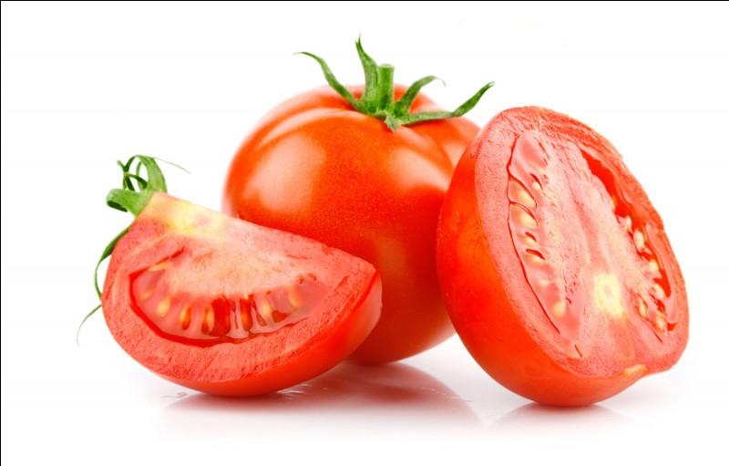 La tomate est un légume.