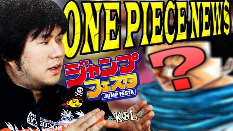 Comment se nomme l'auteur de One Piece ?