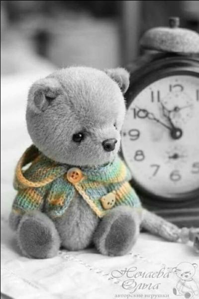 Dans les années 60, dans quelle émission pour la jeunesse un ours apparaissait-il chaque soir pour venir endormir les enfants, accompagné d'un marchand de sable ?