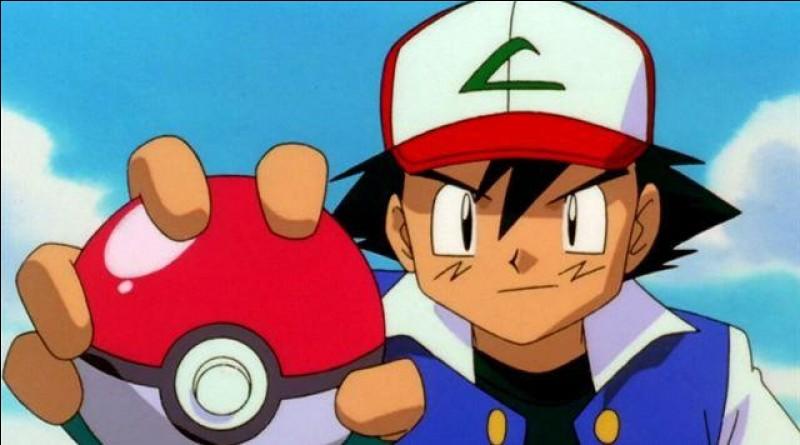 Quel est le tout premier Pokémon attrapé par Sacha durant la première saison ?