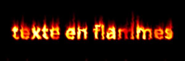 "Qui chante ""Flames"" ?"