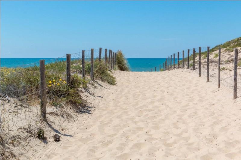 Laquelle de ces villes de France ne possède pas de plage ?