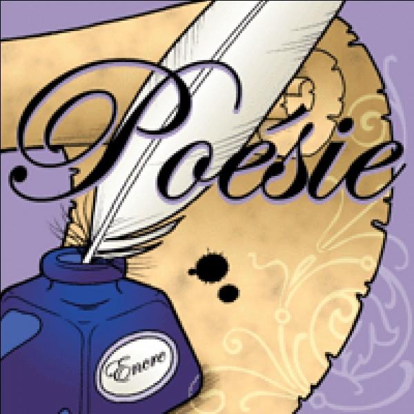 En poésie, comment s'appelle un vers de 12 syllabes ?