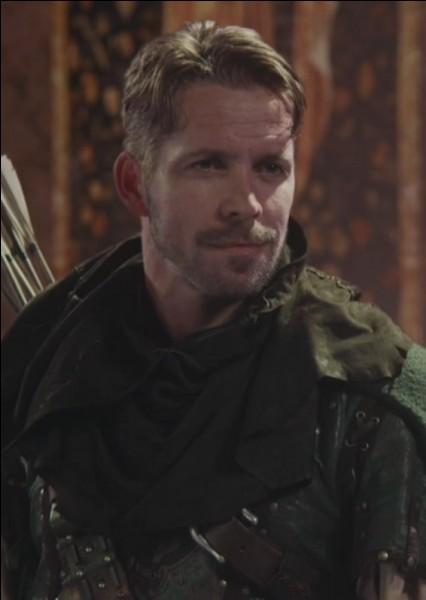 Qui est Regina pour Robin ?