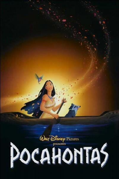 """Dans quel État américain se déroule le premier film """"Pocahontas"""" ?"""