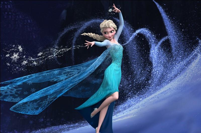 Comment s'appelle le royaume qu'Elsa gouverne ?