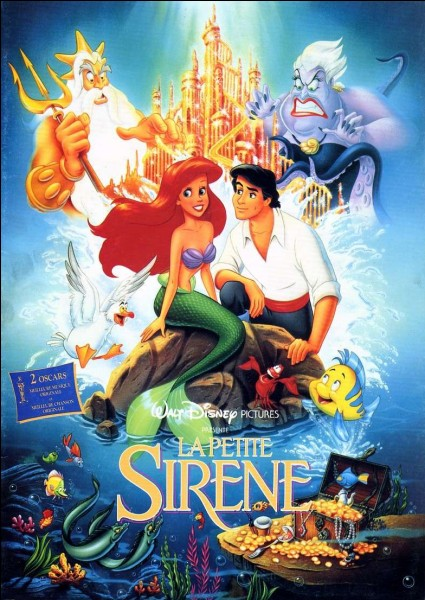 """Où se déroule """"La petite Sirène"""" ?"""