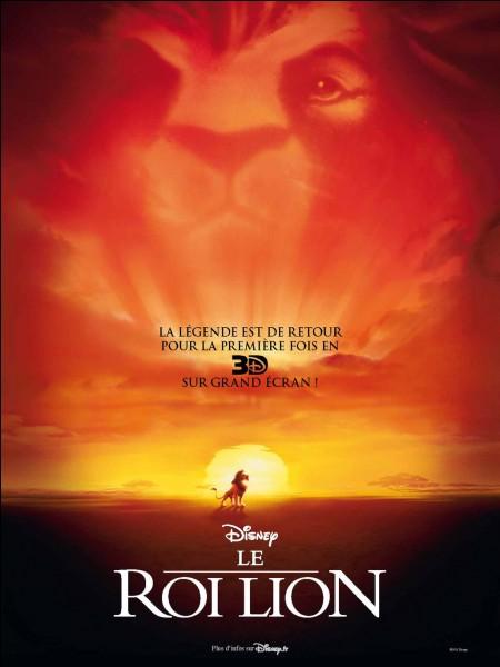 """Dans quel pays africain se déroule """"Le roi Lion ?"""